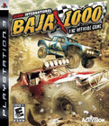 SCORE International Baja 1000 - PS3