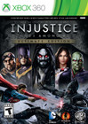Injustice: Gods Among Us - Ultimate Edition - XBOX 360