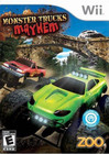Monster Trucks Mayhem - Wii