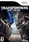 Transformers: The Game - Wii