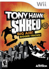 Tony Hawk: Shred - Wii