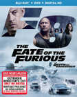 The Fate of the Furious [Blu-ray + DVD + Digital HD] - Blu-Ray
