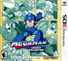 Mega Man Legacy Collection - 3DS [Brand New]