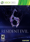 Resident Evil 6  DISC 2 ONLY- XBOX 360 (Disc Only)