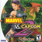 Marvel vs. Capcom 2 - Sega Dreamcast (Disc Only)