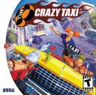 Crazy Taxi - Sega Dreamcast (Disc Only)