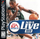 NBA Live 99 - PS1 (Disc Only)