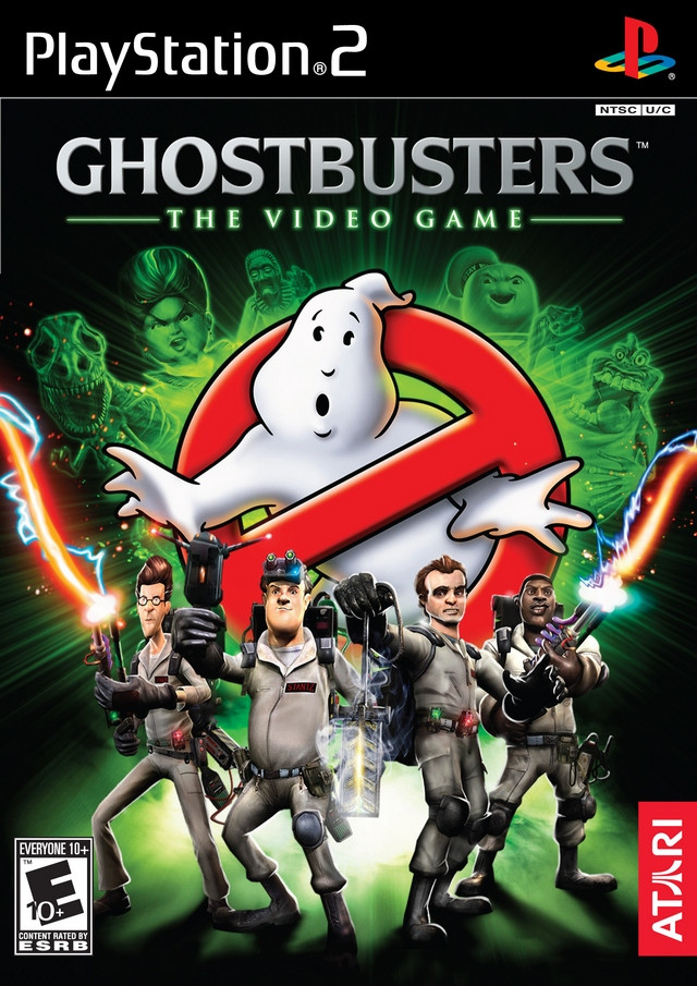 Ghostbusters: The Video Game - PS2
