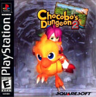 Chocobo's Dungeon 2 - PS1