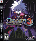 Disgaea 3: Absence of Justice - PS3
