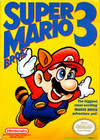 Super Mario Bros 3 - NES (Cartridge only, Cartridge Cracked, Works!)