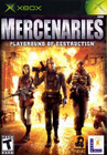 Mercenaries: Playground of Destruction - Xbox