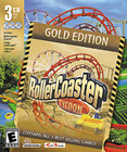 Roller Coaster Tycoon Gold Edition (Missing  Corkscrew Follies) - PC