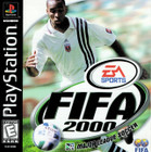 FIFA 2000: Major League Soccer - PS1 (Disc Only)