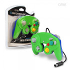 Wired Controller for Wii & GameCube - Green/Blue (CirKa)
