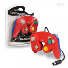 Wired Controller for Wii & GameCube - Red/Blue (CirKa)