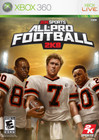 All-Pro Football 2K8 - XBOX 360 (Disc Only)