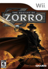 The Destiny of Zorro - Wii