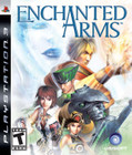 Enchanted Arms - PS3 (Disc Only)