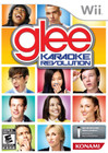 Karaoke Revolution Glee - Wii (Disc Only)