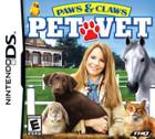 Paws & Claws Pet Vet - DS
