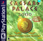 Caesars Palace 2000: Millennium Gold Edition - PS1