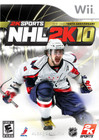 NHL 2K10 - Wii (Disc Only)