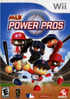 MLB Power Pros- Wii