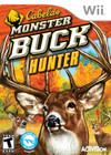 Cabela's Monster Buck Hunter - Wii