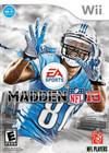 Madden NFL 13 - Wii