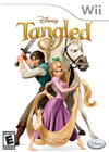 Disney Tangled: The Video Game - Wii (Disc Only)