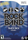 Rock Band: Track Pack - Volume 1 - Wii
