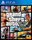 Grand Theft Auto V - PS4 (Disc Only)