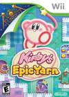 Kirby's Epic Yarn - Wii (Disc Only)