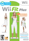 Wii Fit Plus - Wii (Game Only)