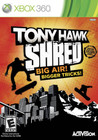 Tony Hawk: Shred - Xbox 360 (Game Only)