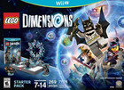 Lego Dimensions - Wii U (Game Only)