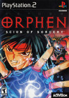 Orphen: Scion of Sorcery - PS2 - (Disc Only)