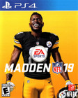 Madden NFL 19 - PS4 (Disc Only)