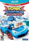 Sonic & All-Stars Racing Transformed - Wii U