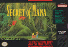 Secret of Mana - SNES [CIB]