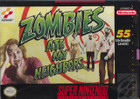 Zombies Ate My Neighbors- SNES (Cartridge Only)