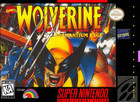 Wolverine: Adamantium Rage - SNES (Cartridge Only)