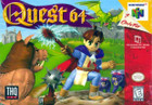 Quest 64 - N64 (Cartridge Only)