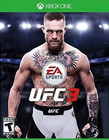 EA Sports UFC 3 - Xbox One(Disc Only)