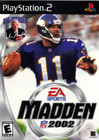 Madden NFL 2002 - PS2