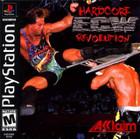 ECW Hardcore Revolution - PS1