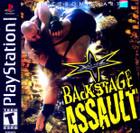 WCW Backstage Assault - PS1