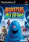 Monsters vs. Aliens - PS2