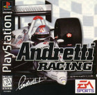 Andretti Racing - PS1 - Complete